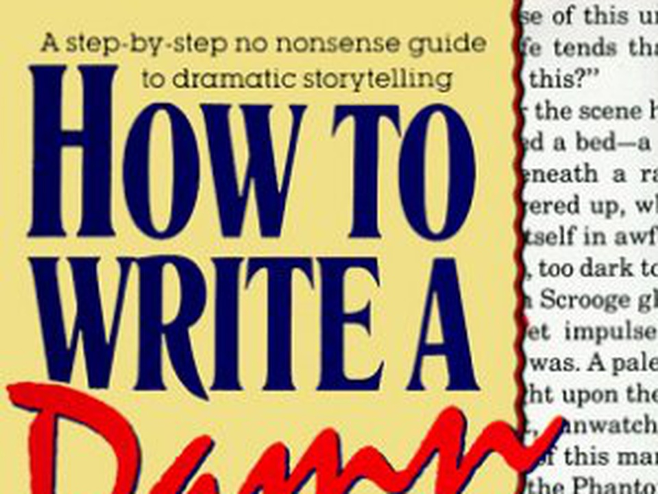 how to write a good novel