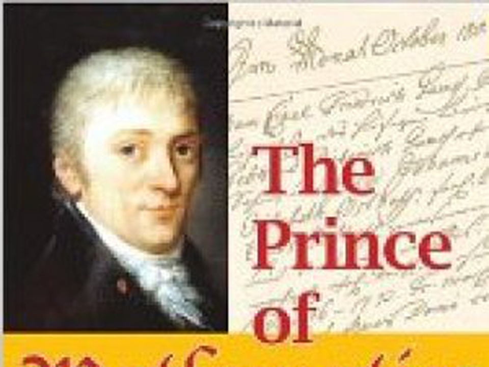 carl friedrich gauss prince of mathematics Carl friederich gauss the prince of mathematics pauca, sed matura carl friederich gauss • born 1777 in to go into mathematics in order that the family name.
