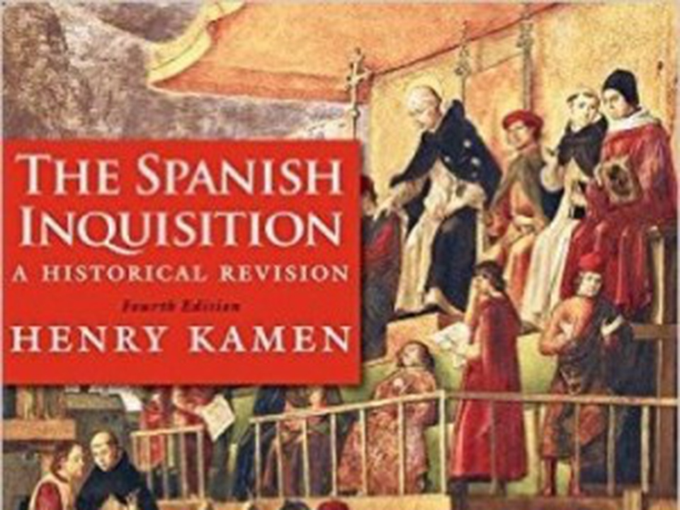an analysis of the concept of the spanish inquisition in the history The spanish inquisition is arguably one of the most reviled institutions in human history it is also one about which much nonsense has been written.