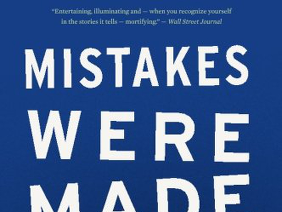 mistakes were made but not by me Mistakes were made (but not by me) - review praise for mistakes were made (but not by me) thanks, in part, to the scientific evidence it provides and the charm of its down-to-earth, commonsensical tone, mistakes were made (but not by me) is convincing.